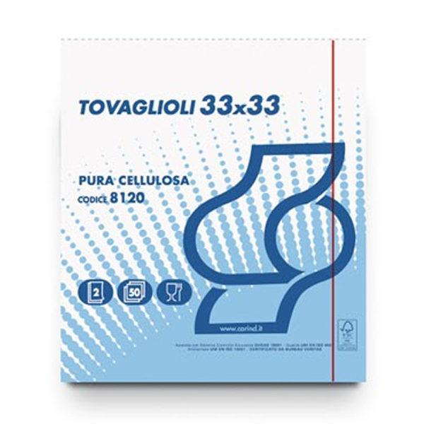 TOVAGLIOLO1 600x600 - TOVAGLIOLO 33 X 33 2 VELI - BIANCO - PURA CELLULOSA<br> <br>N° 1000 pz.